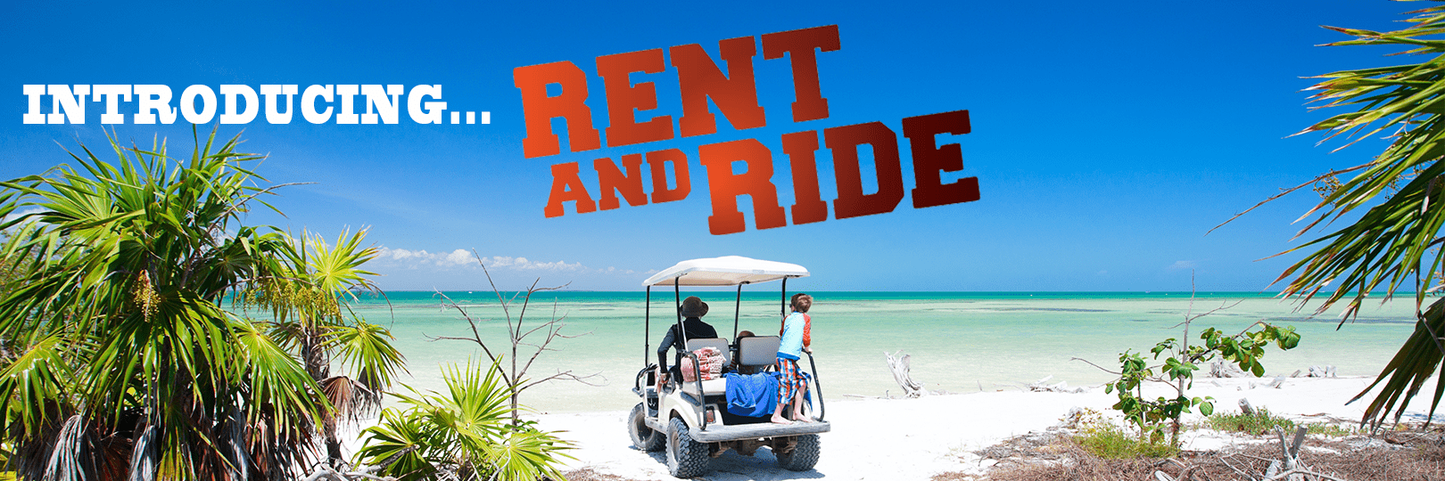 Rent & Ride Street Carts
